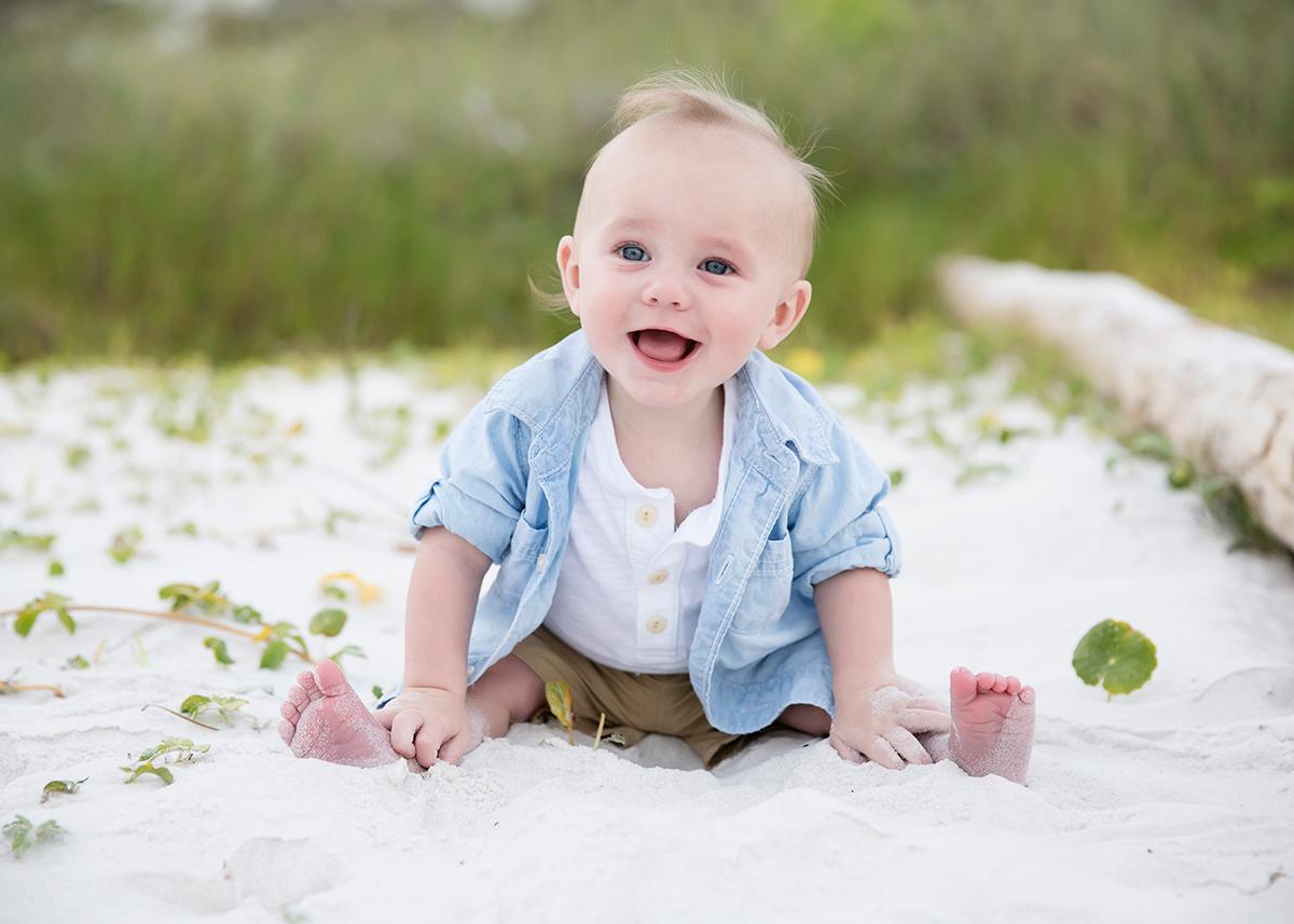 Rosemary Beach Florida Baby Photography