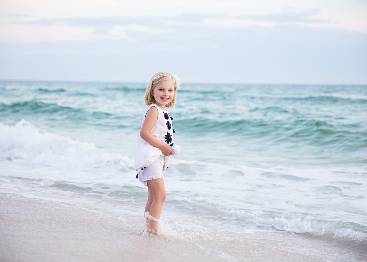 Watercolor Family Photographers